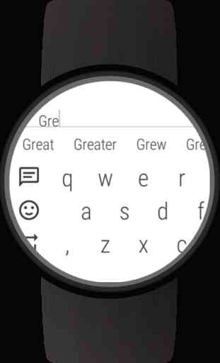 Messages for Android Wear 4