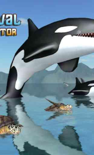 Orca Survival Simulator 1
