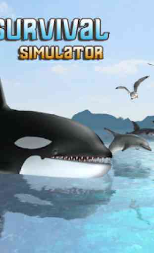 Orca Survival Simulator 2