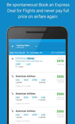 Priceline Hotel, Flight & Car 2