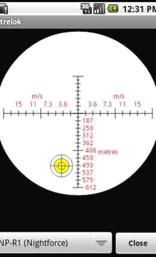 Strelok. Ballistic calculator 3