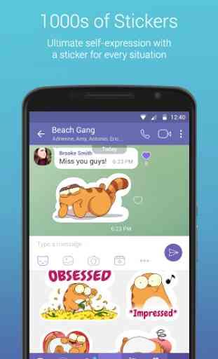 Viber Messenger 3