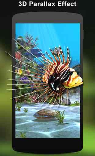 3D Aquarium Live Wallpaper HD 1