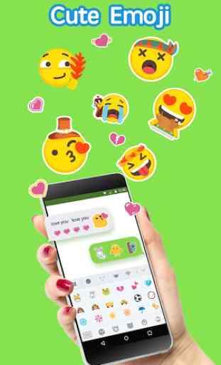 Emoji Keyboard:Thanksgiving 3