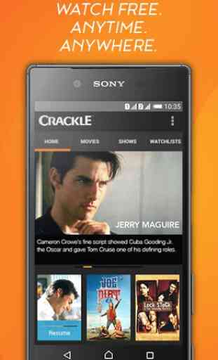 Crackle - Free TV & Movies 1