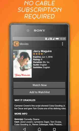 Crackle - Free TV & Movies 2