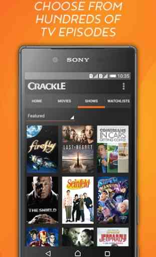 Crackle - Free TV & Movies 4