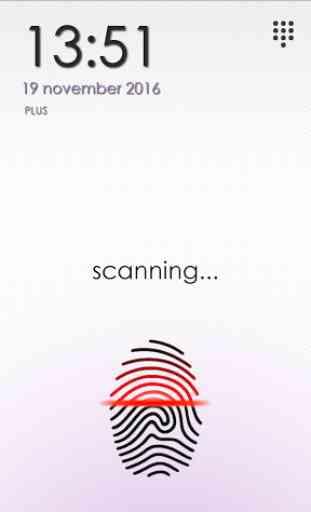 Finger Scanner 3