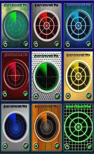 Ghost Detector Pro 3