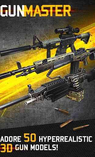 Gun Master 3D 1