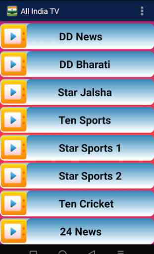 India Live TV All Channels 3