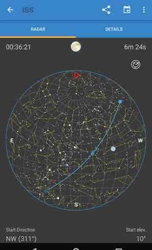 ISS Detector Satellite Tracker 2