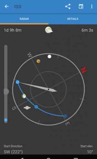 ISS Detector Satellite Tracker 4