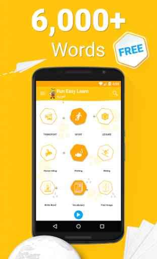 Learn Arabic - 6,000 Words 1