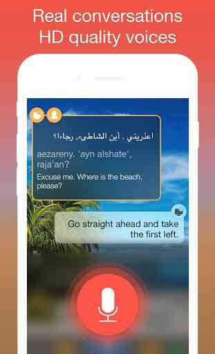 Learn Arabic FREE - Mondly 2