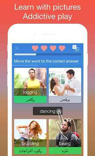 Learn Arabic FREE - Mondly 3