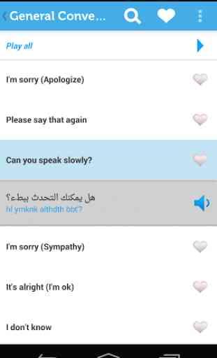 Learn Arabic Phrasebook 2
