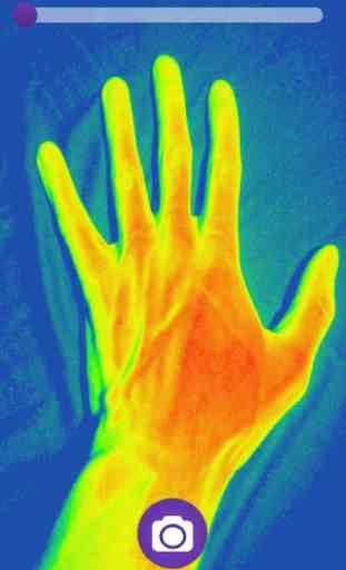 Thermal Camera HD Effect Simulator image 1