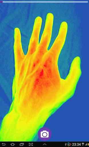 Thermal Camera HD Effect Simulator image 4
