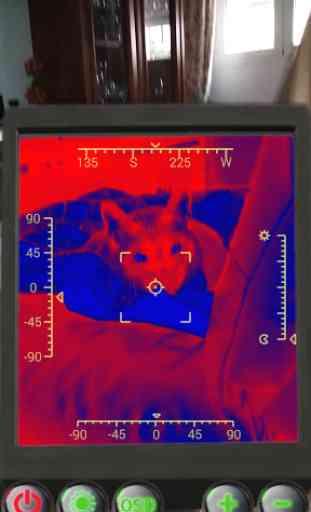 Thermal Camera Simulated 1