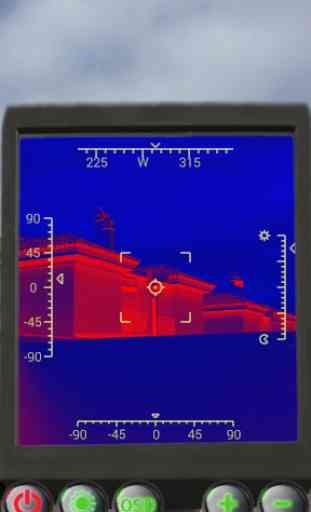 Thermal Camera Simulated 2