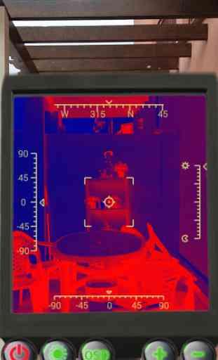 Thermal Camera Simulated 3