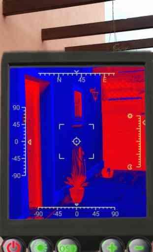 Thermal Camera Simulated 4