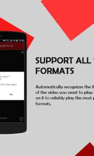 Video Downloader For All 3