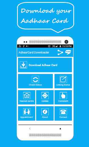 Aadhaar Card Downloader New 1