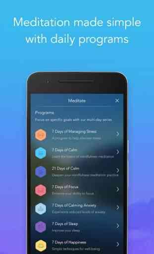 Calm - Meditate, Sleep, Relax 2