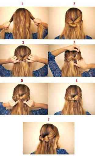 Easy Hairstyles 1