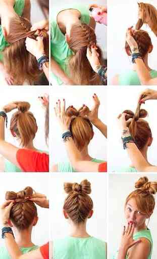 Easy Hairstyles 3