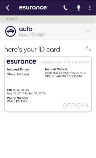Esurance Mobile 2