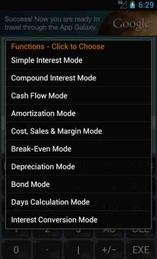 Financial Calculator 3
