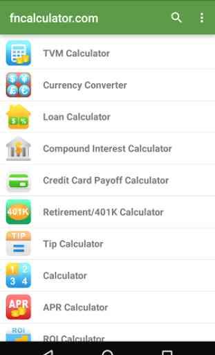 Financial Calculators Pro 1