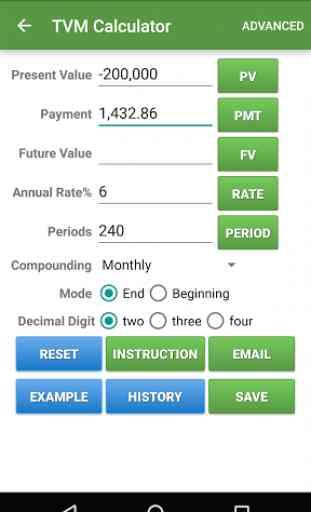 Financial Calculators Pro 2