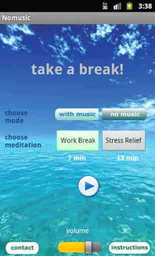 Free Meditation - Take a Break 1
