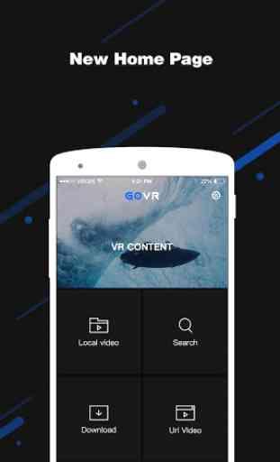 Go VR Player -3D 360 cardboard 2