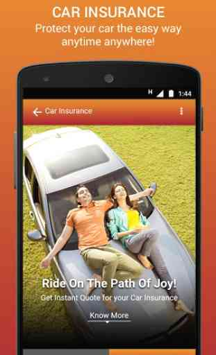 Insure – Buy General Insurance 2