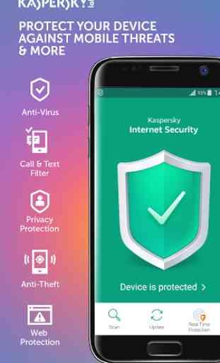 Kaspersky Antivirus & Security 1