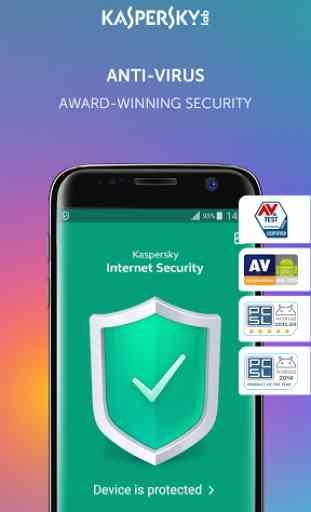 Kaspersky Antivirus & Security 2