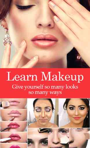Learn Makeup 1