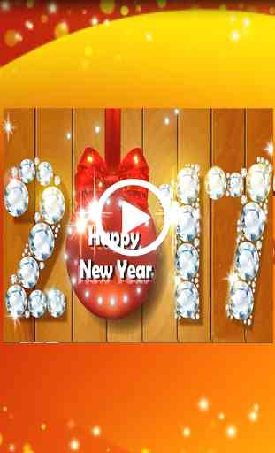 New Year 2017 For Whatsapp 1