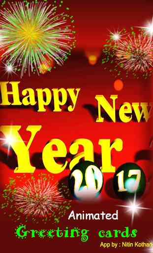 New Year 2017 For Whatsapp 3