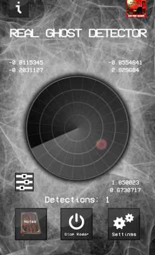 Real Ghost Detector - Radar 3