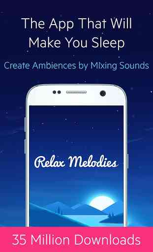 Relax Melodies: Sleep Sounds 1