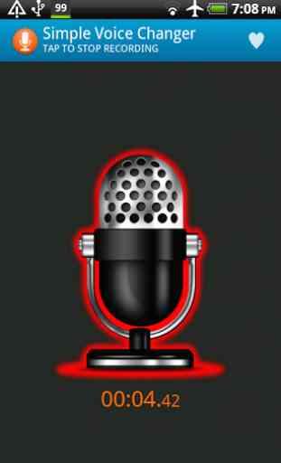 Simple Voice Changer 2