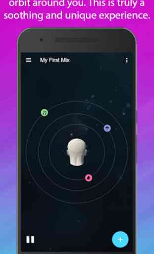Sleep Orbit: Relaxing 3D Sound 3