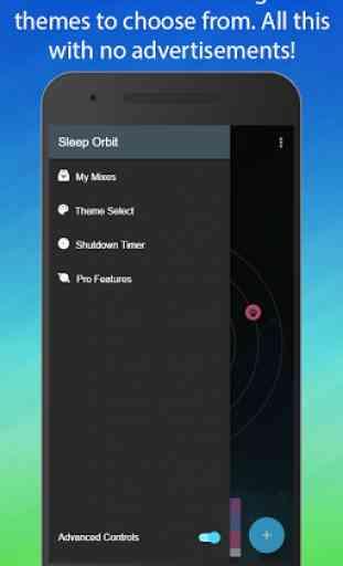 Sleep Orbit: Relaxing 3D Sound 4
