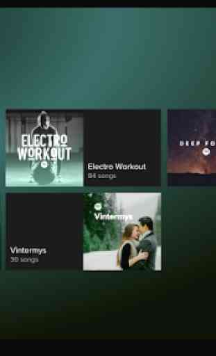 Spotify Music - for Android TV 2